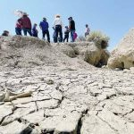 Delegates tour drought-stricken rez