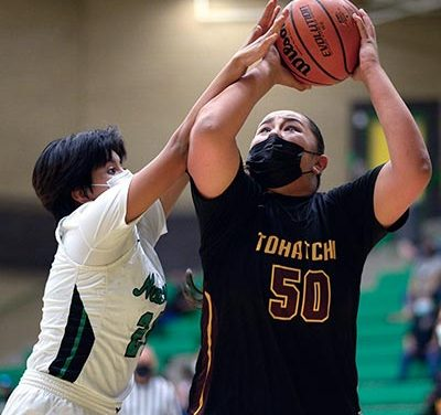 Tohatchi grad finds Highlands too good to pass up