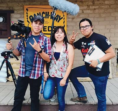 Dayish, siblings seek Diné for film project