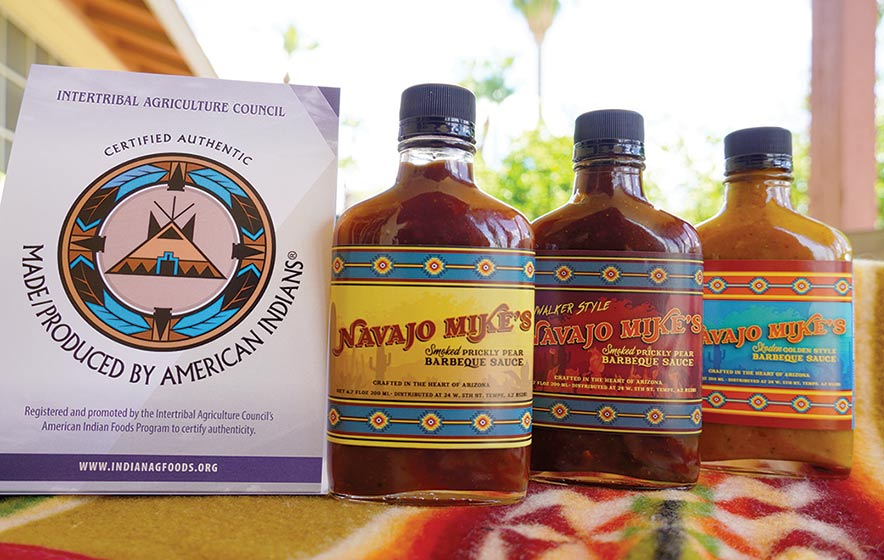 Pandemic pushes prickly pear barbecue sauce