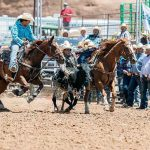 Crownpoint bull dogger wins second Ceremonial crown