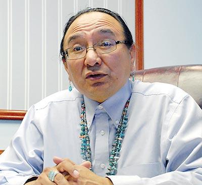 Guest Column: A unique partnership —  Diné College, Navajo Times present Diné bizaad section