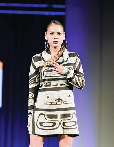 Indigenous Fashion Show caters to every lifestyle