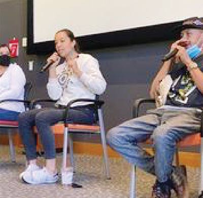 'Dream Warriors' motivate Natives to overcome life's challenges
