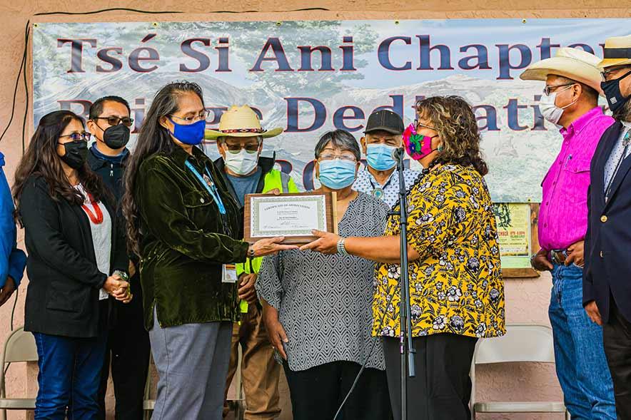 Capital Briefs: Manuelito, Lupton residents celebrate new bridges