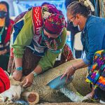 The main event: Sheep butchering kicks off Miss Navajo Nation contest