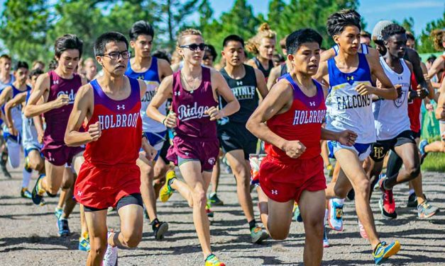 'Trust yourself':  52 teams compete in Peaks Invitational