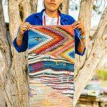 'It's the future':  Fiber artists dispel myths with blended wool-hemp weaving