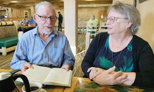 A Blessing Way journey: Medicine man's book prompts visit to Chinle