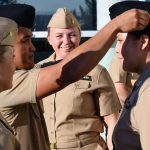 HM2 James named Sailor of the Quarter, MAP appointed