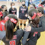 'We can go far': Lady Sand Devils volleyball building momentum