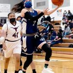 Alamo-Navajo's Tarah Apachito earns basketball scholarship