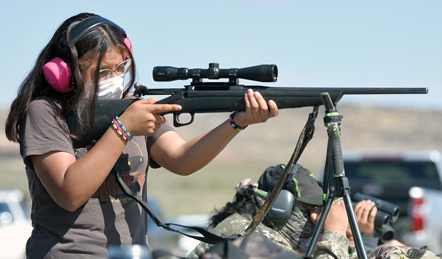 Learning to hunt: Youth hunt teaches basics of shooting, hunting