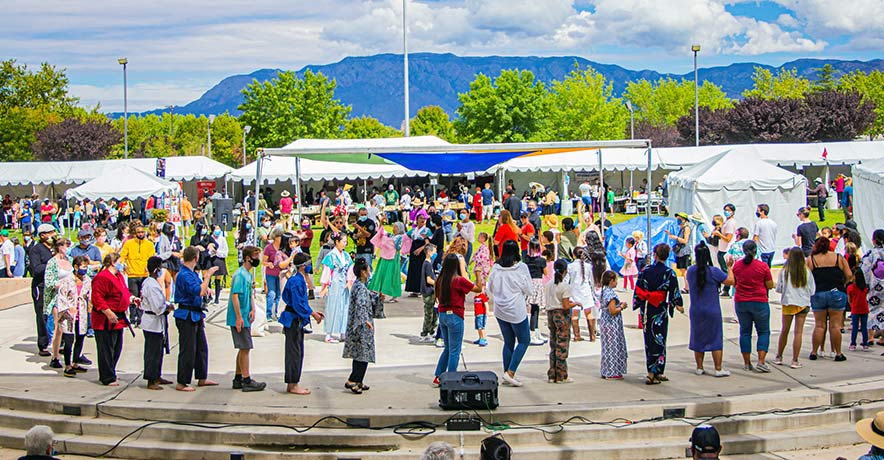 Sharing beliefs, respect: Aki Matasuri, or fall festival, helps recovery from pandemic