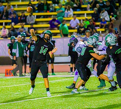 Firing on all cylinders: Scorpions eye path to 3rd state title