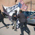 Two DV marchers claim Nez assaulted them